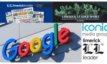 Google joins forces with the Limerick Leader in groundbreaking deal