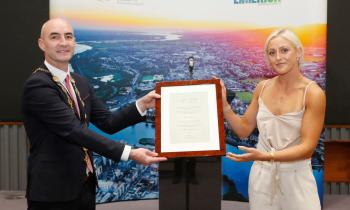 SLIDESHOW: Limerick Olympians and Paralympians honoured with mayoral reception