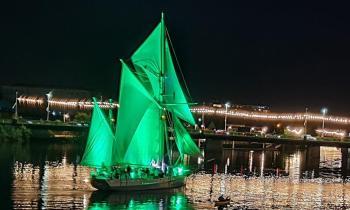 WATCH: AK Ilen sets sail as Limerick Mental Health week kicks off