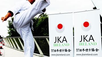 Limerick welcomes Karate World tournament