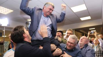 BREAKING: O'Donoghue makes history as he becomes County Limerick's first independent TD