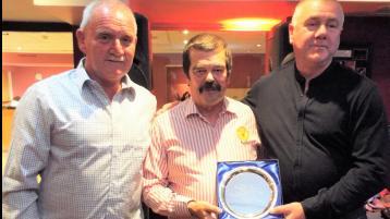 SLIDESHOW: Limerick soccer 'Legends' honoured at awards night