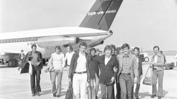 SLIDESHOW: Limerick v Torino, 1971 European Cup Winners' Cup
