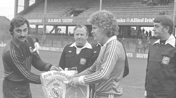 SLIDESHOW: 40 years ago today - Limerick Utd stun Real Madrid in the European Cup
