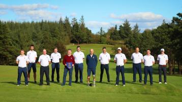 Castletroy Golf Club celebrate Munster final win