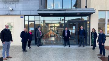 Traditional Christmas crib installed at council offices in Limerick town