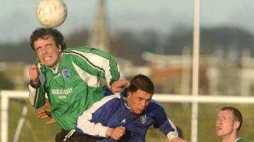 SLIDESHOW: On this day 2003: Limerick FC v Waterford Utd