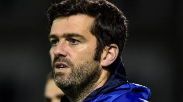 Tommy Barrett 'thrilled' to be involved in League of Ireland with Treaty Utd