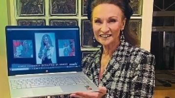 Limerick Fashion: Adare Manor and virtual awards - Celia Holman Lee