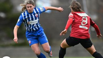 Treaty United lose out to Bohs' in Women's National League opener