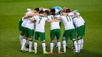 Two international friendlies confirmed for Ireland senior soccer side