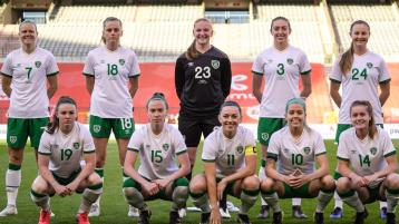 Limerick woman impresses for Rep of Ireland women's side in Belgium friendly