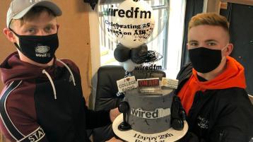 Limerick radio states celebrates 25 years on air
