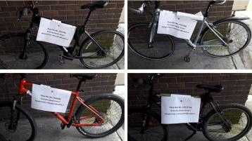 Limerick gardai seek to reunite stolen bikes with their owners