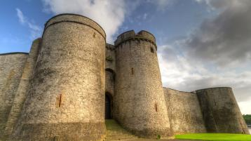 Open sesame!: Drawbridge to fall as King John's castle re-opens following lockdown