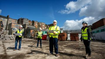 WATCH: Consultants appointed to design key element of  multimillion euro Limerick development