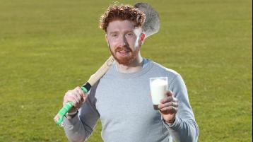 Limerick hurling star on why 'Everything Starts with Milk'