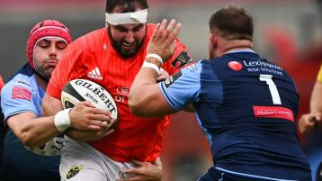 Munster Rugby win over Cardiff, an emotional end for departing trio