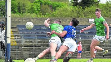 Limerick footballers face third league tie with Derry in 30 years