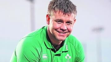 Ireland U20 side to face Munster 'A' is named
