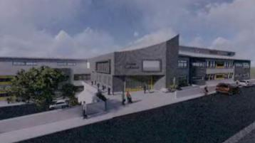 First look at impression of new Limerick school
