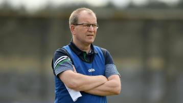 WATCH: Limerick senior football manager Billy Lee's reaction to Derry defeat