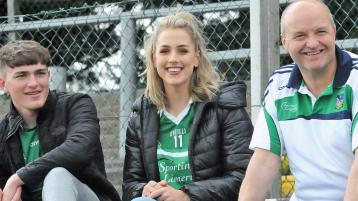 SLIDESHOW: Limerick GAA fans make trip to see footballers face Derry