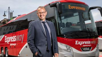 Bus Éireann announces major upgrade of Expressway fleet serving Limerick routes