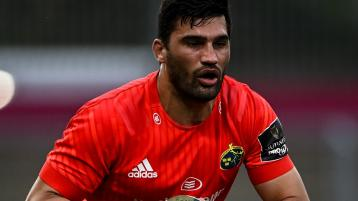 Munster Rugby's South African duo to meet specialist again next week