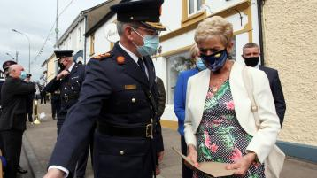 Investigation into Jerry McCabe killing 'still live' - Chief superintendent's comments at memorial welcomed