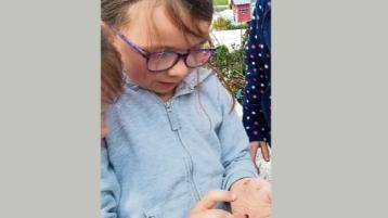 Limerick pupil up early to catch the flatworm
