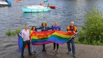 Rainbow river swim parade to kick off Limerick Pride Festival 2021