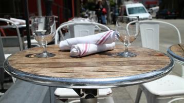 Vigilance urged following theft of handbag from outdoor dining area at Limerick restaurant