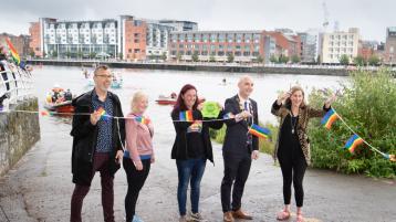 SLIDESHOW: Limerick Pride 2021 kicks off with a splash!