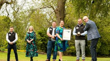 Limerick's Rathbane Golf Course scoops All-Ireland All-Star Public Course of the Year accolade
