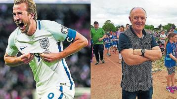 Limerick relative of England soccer star looks forward to Euro 2020 final