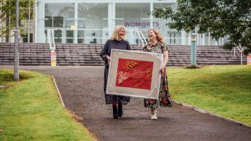 WATCH: Limerick exhibition  aims to opens minds to a new era of women's creativity.