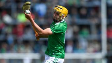 Senior hurling duo in Limerick U20 team to play Clare in Munster Championship