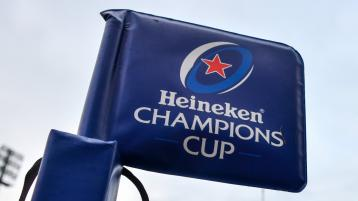 Munster Rugby handed favourable Heineken Champions Cup pool draw