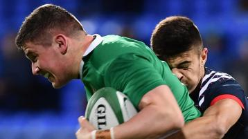 WATCH: Limerick prop excited to be joining English championship side