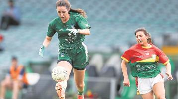 One change in Limerick team to play Antrim in All-Ireland Ladies Football Championship