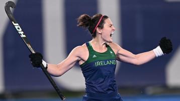 Limerick's Roisin Upton on the scoresheet as Ireland open Olympics with xx