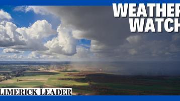 Limerick Weather: Monday July 26, 2021