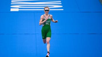 WATCH: Limerick's Carolyn Hayes secures top 25 finish in Olympic Triathlon