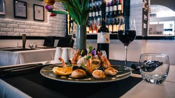'We know our customers value fresh food' - Silver Room Restaurant