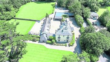 WATCH: Builder for Princess Diana puts his Limerick home up for sale