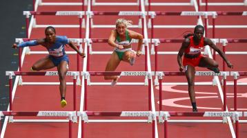 Limerick's Sarah Lavin clocks her second fastest time in Olympic debut