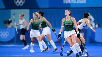 Defeat for Ireland hockey stars sees Olympic dream end