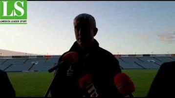 WATCH: John Kiely's post-match reaction as Limerick roar back with victory over Cork