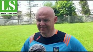 WATCH:  Limerick Ladies football manager Donal Ryan eyes Carlow clash after Offaly defeat